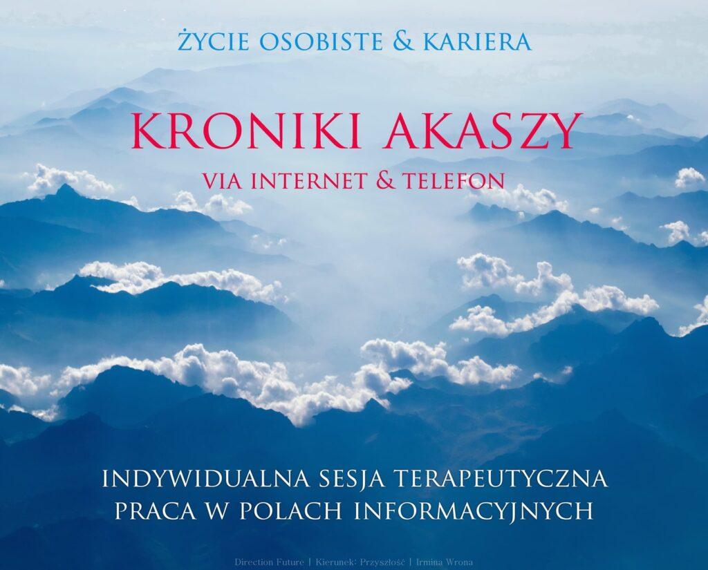kroniki akaszy akashic records redings online polska irmina wrona konsultacje astrologiczne ustawienia hellingera i ching feng shui