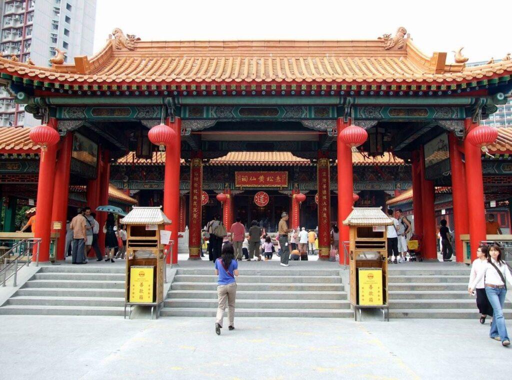 feng shui miejsc świątynnych klasztorów