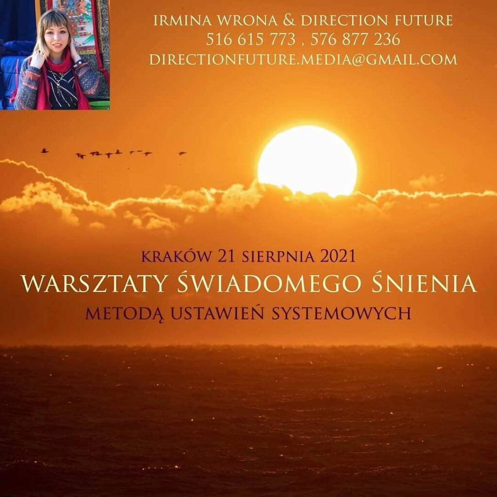 warsztaty swiadomego snienia krakow 2021